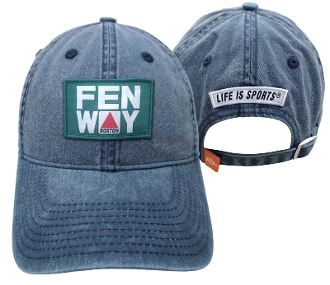 Fenway Boston Home Run Hat in Washed Navy